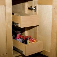 Cabinetry roll-outs
