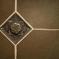 Decorative Tile Detail